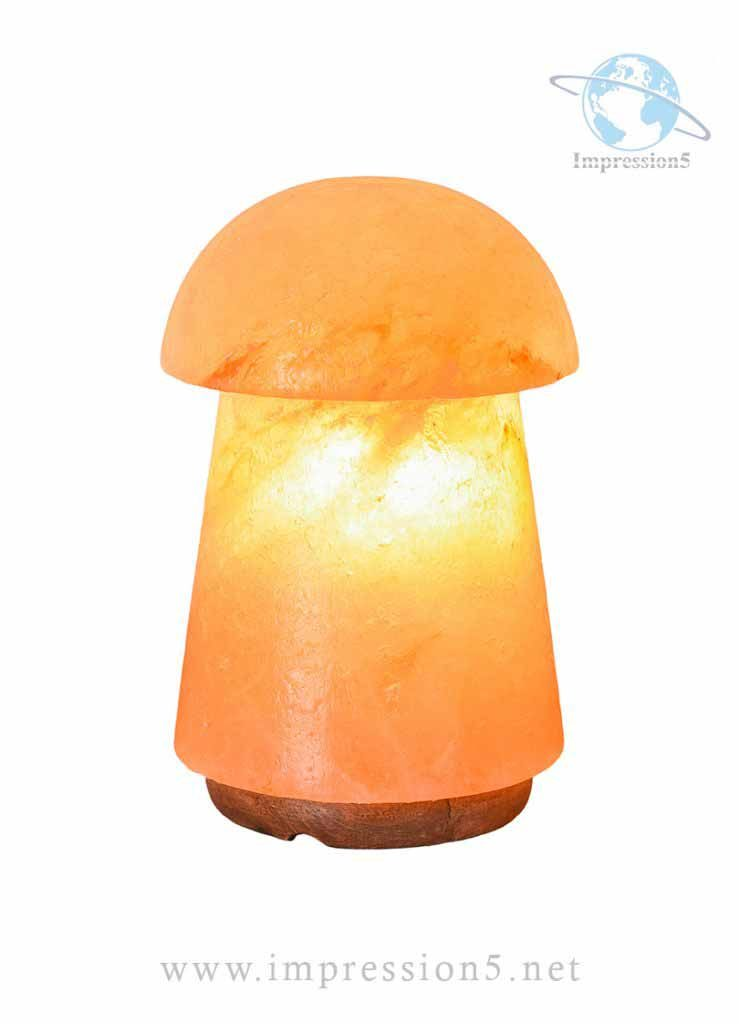 Mushroom Shape Himalayan Pink Salt Lamp