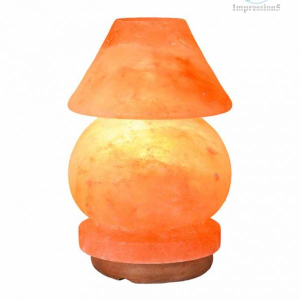 Table lamp Shape Himalayan Salt Lamp Impression5